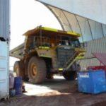 Mining Truck Maintenance