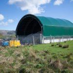 Biomass Waste Shelter