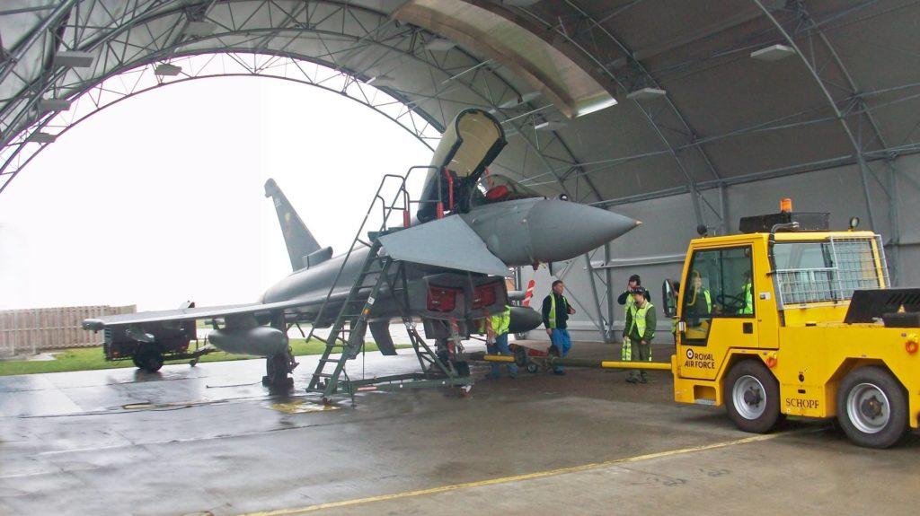 Toro Shleters Aircraft Hangars
