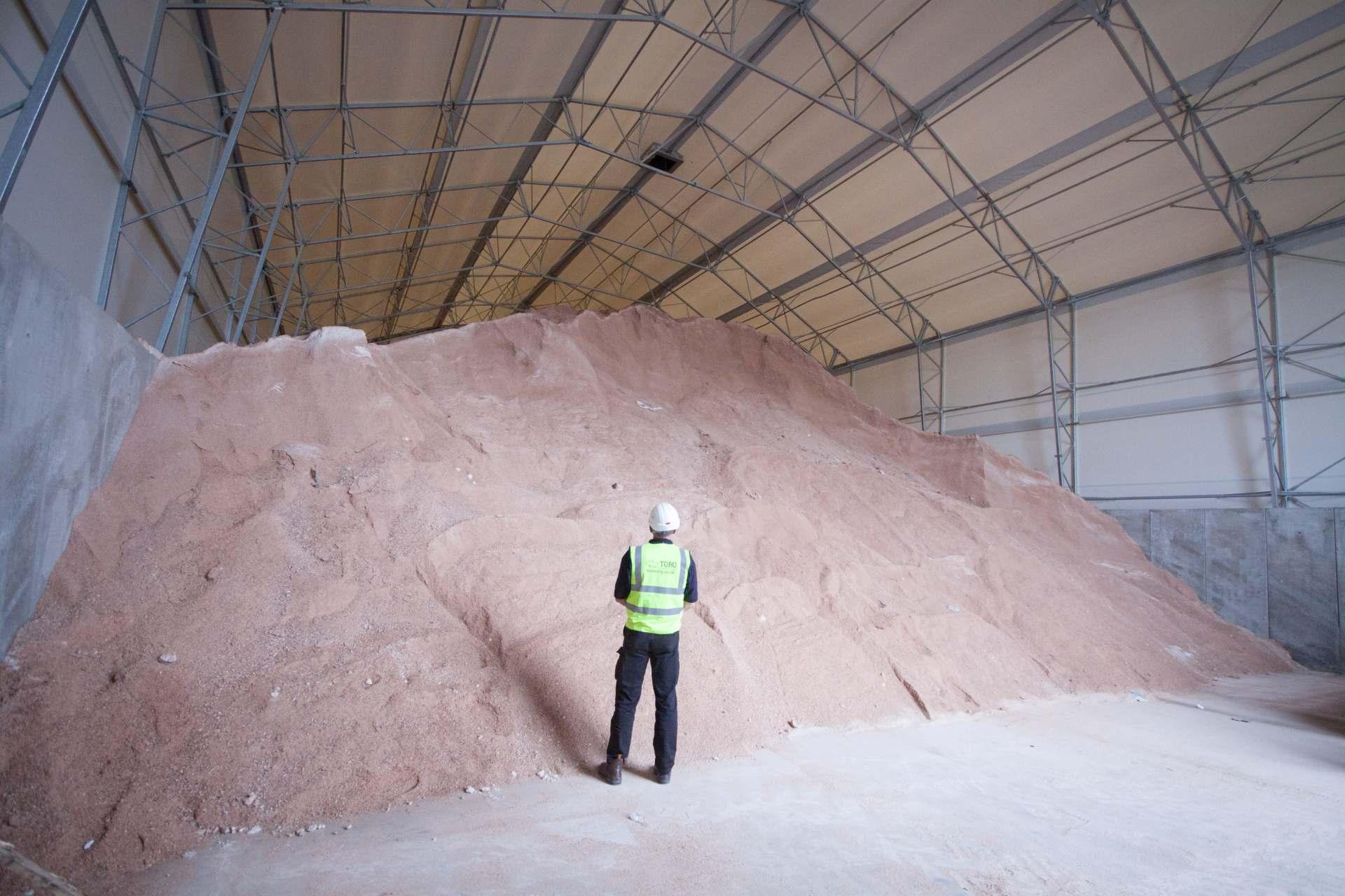Salt Barn Structures, Types & Benefits