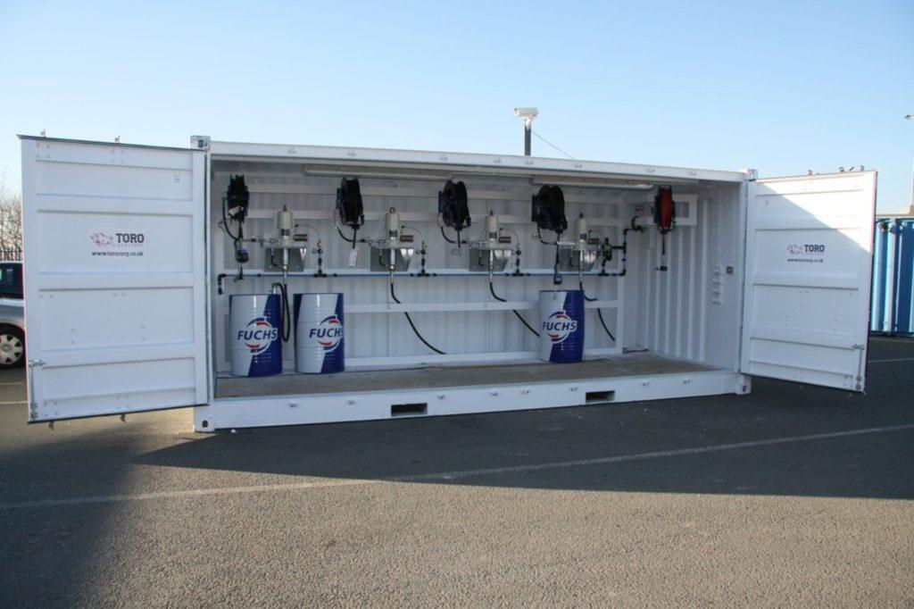 Vehicle Maintenance Shelter