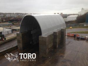 Toro Tactical Small Storage Bay